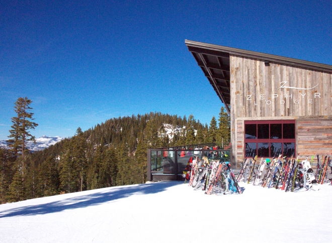 Northstar at Tahoe, California