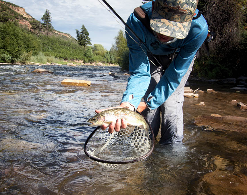 The inspirato guide to telluride inspirato in the details for Telluride fly fishing