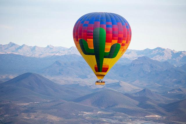 Scottsdale Hot Air Ballooning