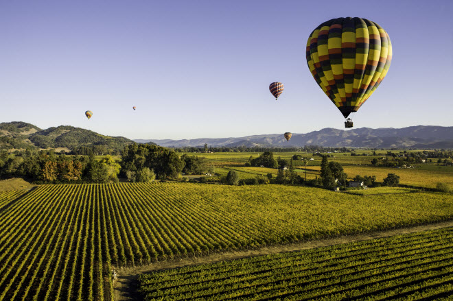 California-Wine-Country_Hot-Air-Balloon